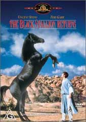 The Black Stallion Returns on DVD
