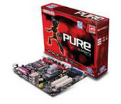 Sapphire Pure Element2 RC410 MATX DDR2+VGA LGA775