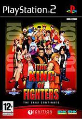 King Of Fighters 00/01 for PlayStation 2