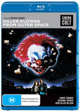 Killer Klowns from Outer Space on Blu-ray