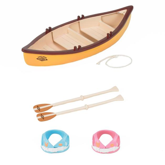 Sylvanian Families: Canoe Set