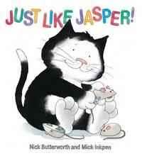 Jasper: Just Like Jasper by Nick Butterworth image