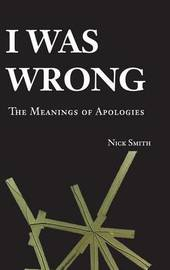 I Was Wrong by Nick Smith image