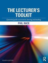 The Lecturer's Toolkit by Phil Race image