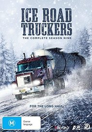 Ice Road Truckers - Season Nine on DVD
