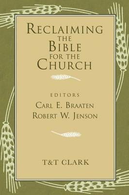 Reclaiming the Bible for the Church image