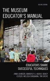 The Museum Educator's Manual by Anna Johnson image