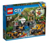 LEGO City - Jungle Exploration Site (60161)