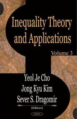 Inequality Theory & Applications image