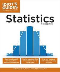 Idiot's Guides: Statistics by Fatma Abdel-Raouf image