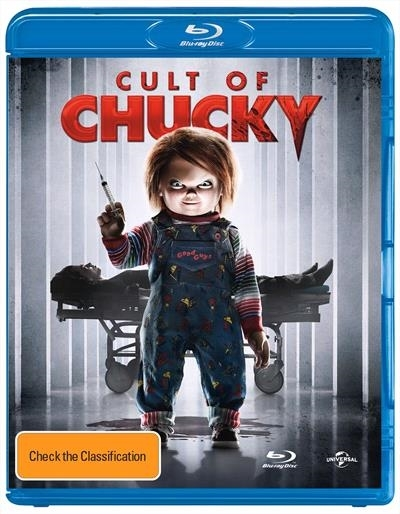 Cult Of Chucky on Blu-ray