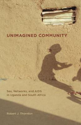 Unimagined Community by Robert Thornton image
