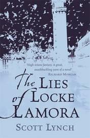 The Lies of Locke Lamora by Scott Lynch image