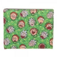 Rick And Morty - Quickturn Bifold Wallet
