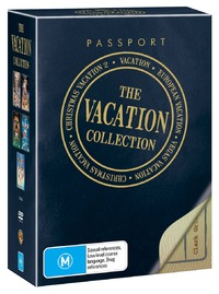 National Lampoon's Vacation Collection (5 Disc) on DVD image