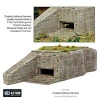 Bolt Action: Coastal Defence Bunker image