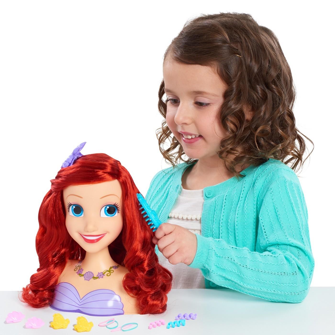Disney: Princess Styling Head - Ariel image