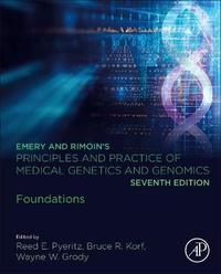 Emery and Rimoin's Principles and Practice of Medical Genetics and Genomics image