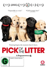 Pick Of The Litter on DVD