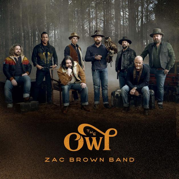 The Owl by Zac Brown Band