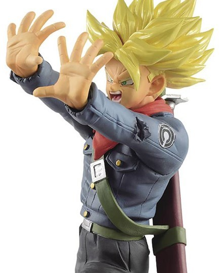 Dragon Bal: Super Saiyan Trunks (Future) - PVC Figure