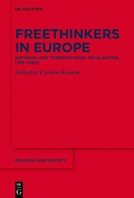 Freethinkers in Europe