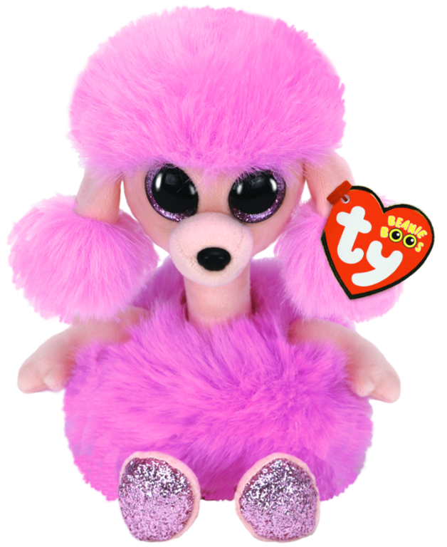 TY Beanie Boo: Poodle - Small Plush