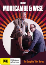 Morecambe & Wise - The Complete 3rd Series (2 Disc Set) on DVD