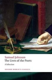 The Lives of the Poets by Samuel Johnson image