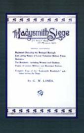 Ladysmith Siege by W. Lines G. W. Lines image
