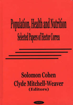 Population, Health and Nutrition by Hector Correa image