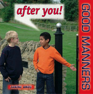 After You! by Janine Amos