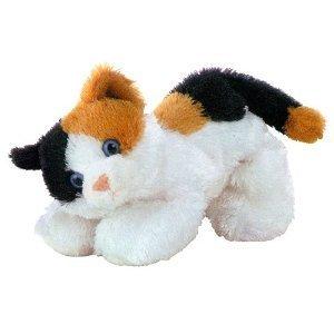 Aurora: Mini Flopsies - Esmeralda Cat