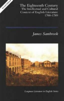The Eighteenth Century by James Sambrook