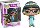 Aladdin - Jasmine Nerd Pop! Vinyl Figure