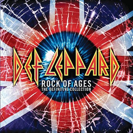Rock Of Ages: The Definitive Collection by Def Leppard image