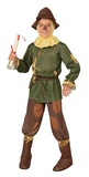Wizard of Oz Kids Scarecrow Costume (Medium)