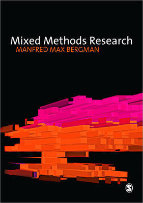 Mixed Methods Research by Manfred Max Bergman