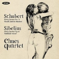 Schubert: String Quartet No. 14/ Sibelius: String Quartet Op. 56 by Franz Schubert