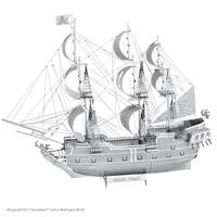 Metal Earth ICONX: Black Pearl - Model Kit