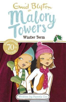 Malory Towers: Winter Term by Enid Blyton image