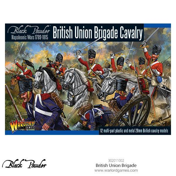 Napoleonic Wars: British Union Brigade