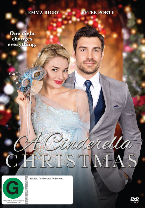 A Cinderella Christmas on DVD