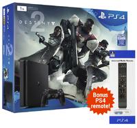 PS4 Slim 1TB Destiny 2 Console Bundle for PS4 image