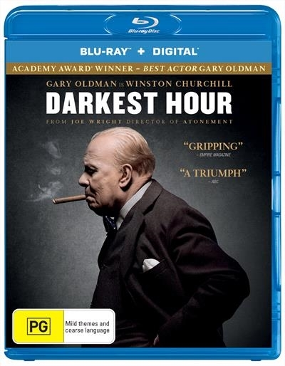 Darkest Hour on Blu-ray