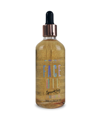 Shimmer Squad Face Oil - Rose Gold (100ml)