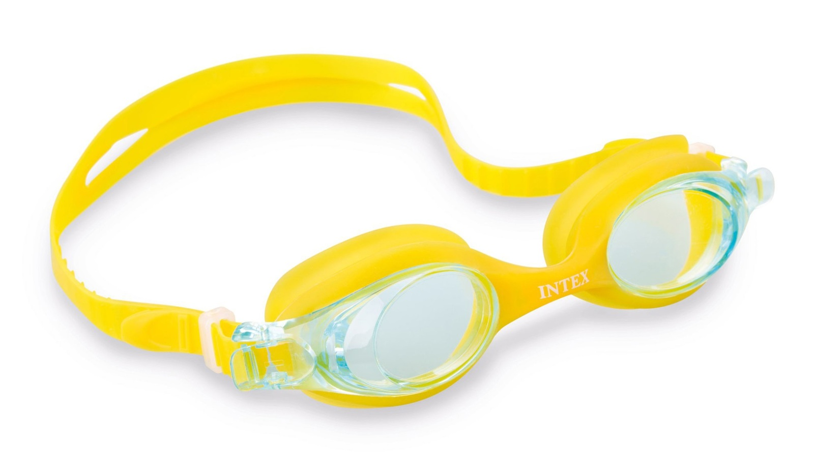 Intex: Pro Team Goggles - (Assorted Colours) image