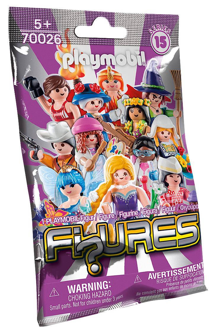 Playmobil: Series 15 (Girls) - Mini Figure (Blind Bag) image
