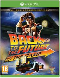 Back to the Future: The Game 30th Anniversary Edition for Xbox One