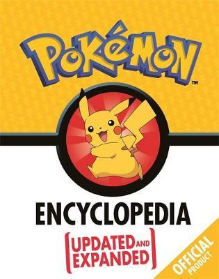 The Official Pokemon Encyclopedia by The Pokemon Company International